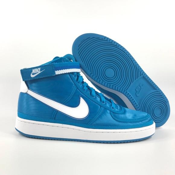 3637c269c6b Nike Vandal High Supreme GS Blue Orbit White
